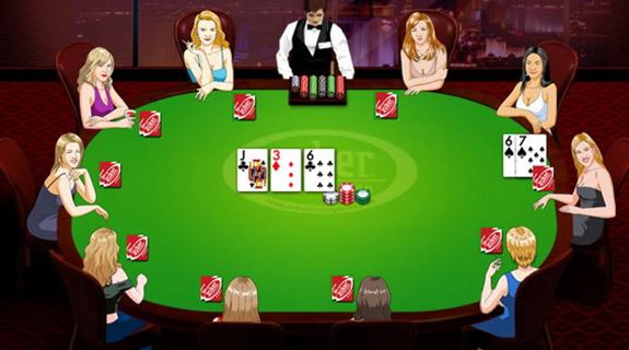 phong cách chơi Poker