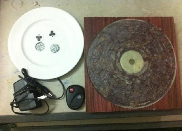 Xóc đĩa bịp
