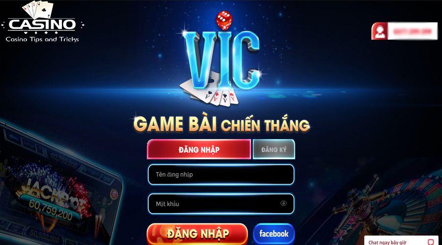 Vic Win
