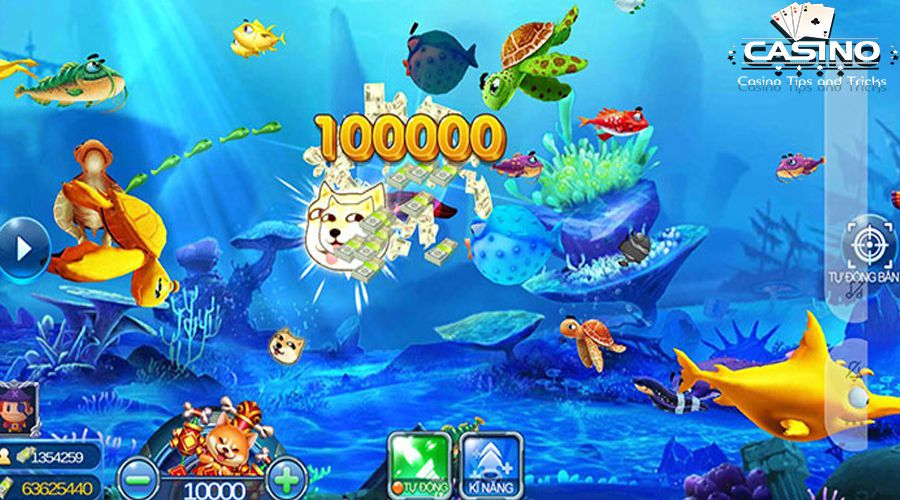 Game bắn cá rồng