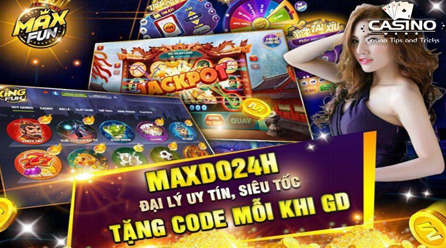Cổng game MaxClub