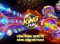Kingfun - CỔng game giải trí đổi thưởng