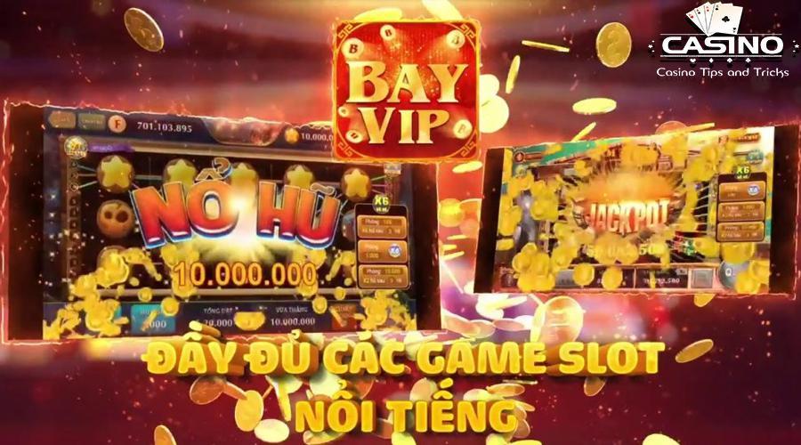 Bayvip Club - Cổng game bải đổi thưởng uy tín