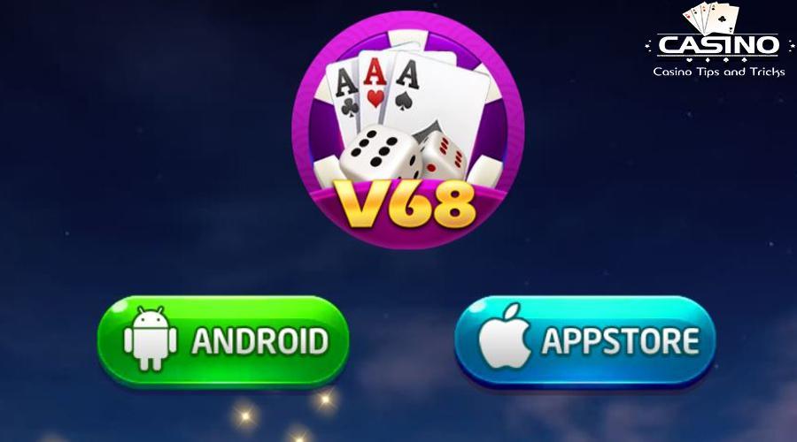V68 Club - Cổng game bài online đổi thưởng hot