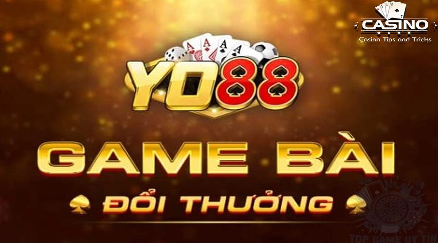 Yo88 - Game bài đổi thưởng